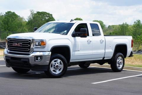 2017 GMC Sierra 2500HD for sale in Macon, GA
