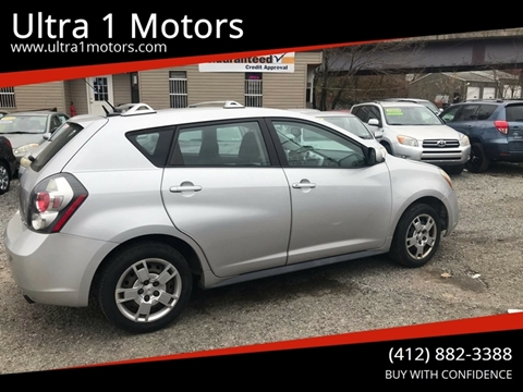 2009 Pontiac Vibe for sale in Pittsburgh, PA