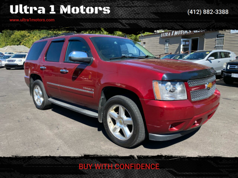 2009 Chevrolet Tahoe for sale at Ultra 1 Motors in Pittsburgh PA