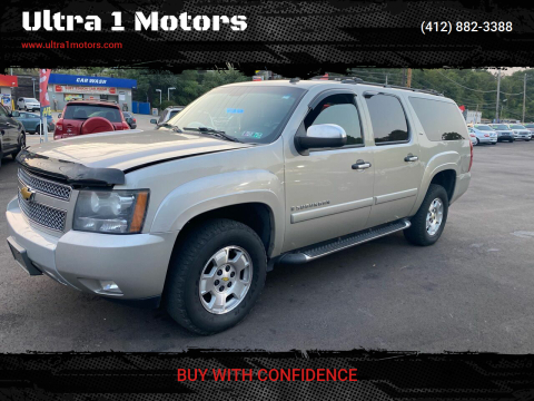 2008 Chevrolet Suburban for sale at Ultra 1 Motors in Pittsburgh PA