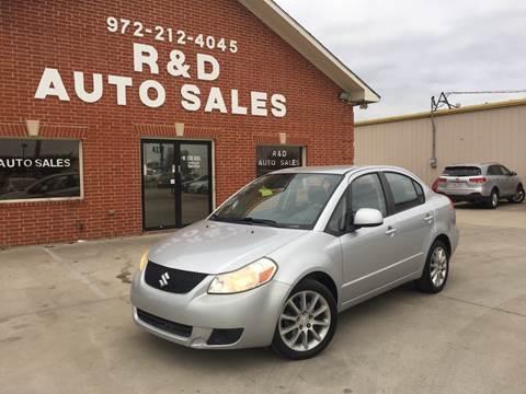 2011 Suzuki SX4 for sale in Garland, TX