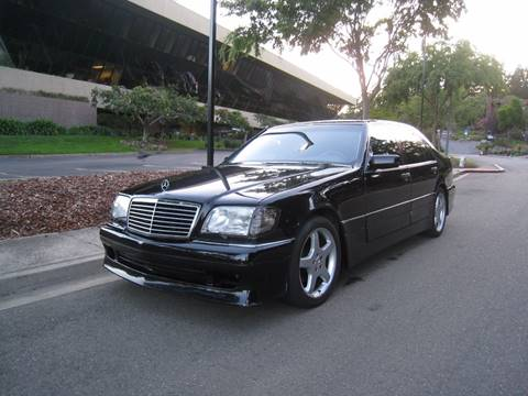 1997 Mercedes-Benz S-Class for sale in San Ramon, CA