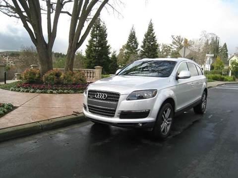 Audi Used Cars For Sale San Ramon Matrix Auto Sales - Audi vehicles