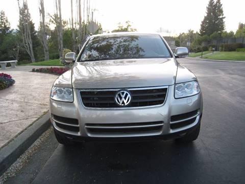 2004 Volkswagen Touareg for sale in San Ramon, CA