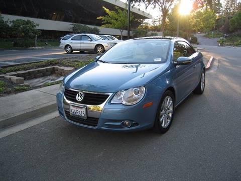 2010 Volkswagen Eos for sale in San Ramon, CA