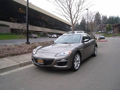 2009 Mazda RX-8 for sale in San Ramon, CA