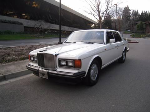 1988 Bentley Mulsanne for sale in San Ramon, CA