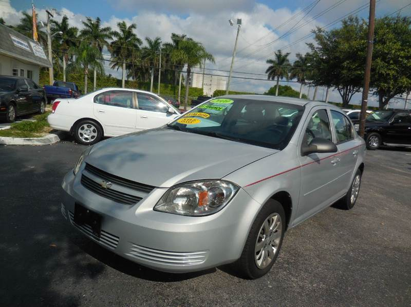 2010 Chevrolet Cobalt LS XFE 4dr Sedan   West Palm Beach FL