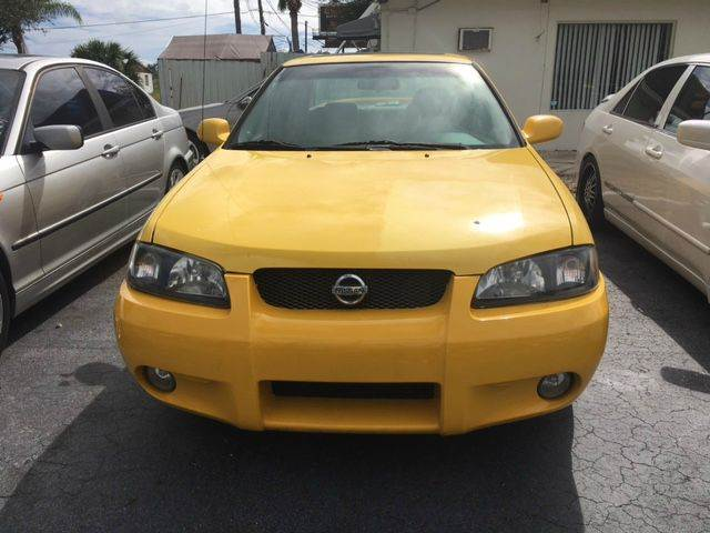 2003 Nissan Sentra SE R 4dSedan   West Palm Beach FL