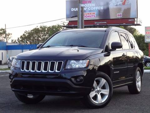 2014 Jeep Compass for sale at US 1 Auto Mall Inc in Trevose PA