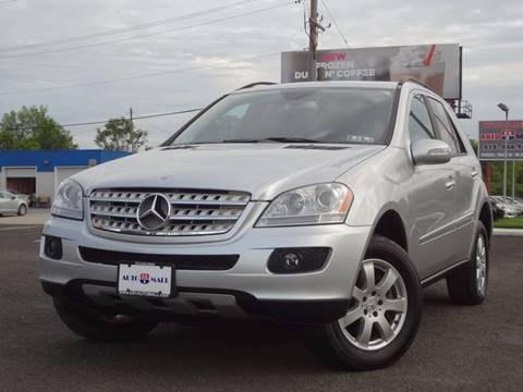 2006 Mercedes-Benz M-Class for sale at US 1 Auto Mall Inc in Trevose PA
