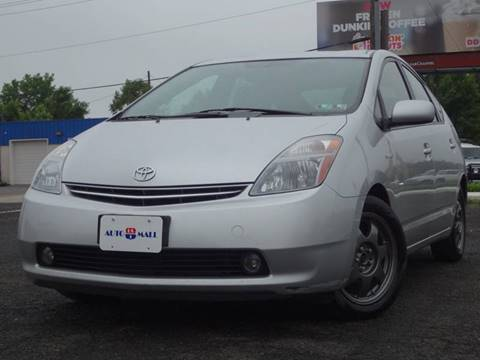 2007 Toyota Prius for sale at US 1 Auto Mall Inc in Trevose PA