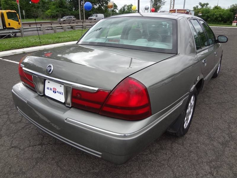 2003 Mercury Grand Marquis for sale at US 1 Auto Mall Inc in Trevose PA