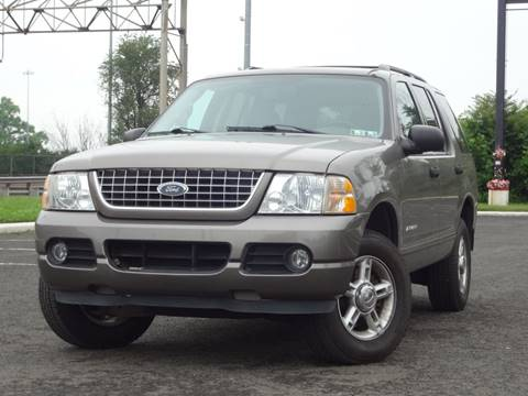 2004 Ford Explorer for sale at US 1 Auto Mall Inc in Trevose PA