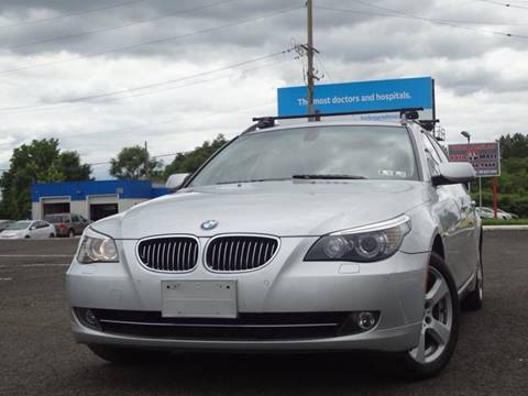 2008 BMW 5 Series for sale at US 1 Auto Mall Inc in Trevose PA