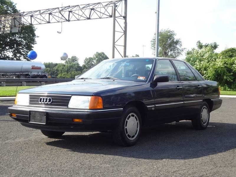 1987 Audi 5000 for sale at US 1 Auto Mall Inc in Trevose PA