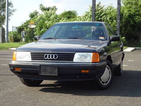 1987 Audi 5000 for sale at US 1 Auto Mall Inc in Trevose PA