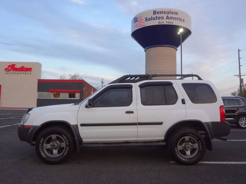 2002 Nissan Xterra for sale at US 1 Auto Mall Inc in Trevose PA
