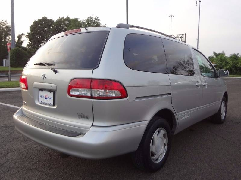 2003 Toyota Sienna for sale at US 1 Auto Mall Inc in Trevose PA