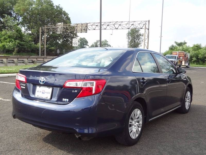 2014 Toyota Camry Hybrid for sale at US 1 Auto Mall Inc in Trevose PA