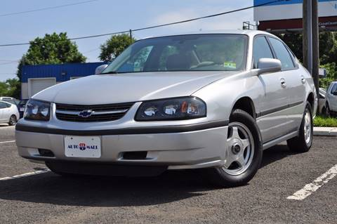2004 Chevrolet Impala for sale at US 1 Auto Mall Inc in Trevose PA