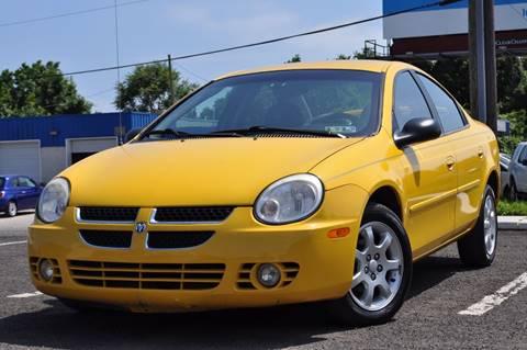 2004 Dodge Neon for sale at US 1 Auto Mall Inc in Trevose PA