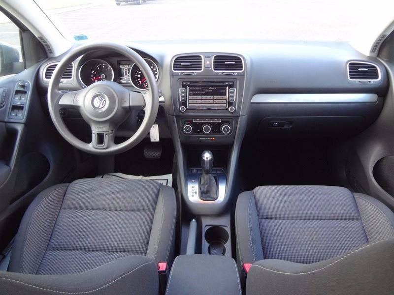 2012 Volkswagen Golf for sale at US 1 Auto Mall Inc in Trevose PA