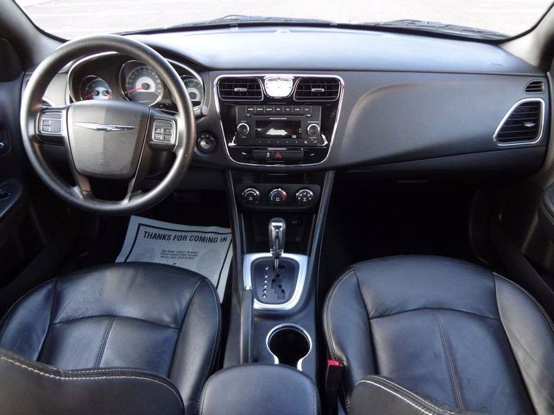 2013 Chrysler 200 for sale at US 1 Auto Mall Inc in Trevose PA