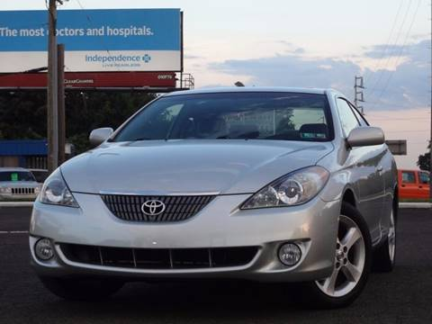 2006 Toyota Camry Solara for sale at US 1 Auto Mall Inc in Trevose PA