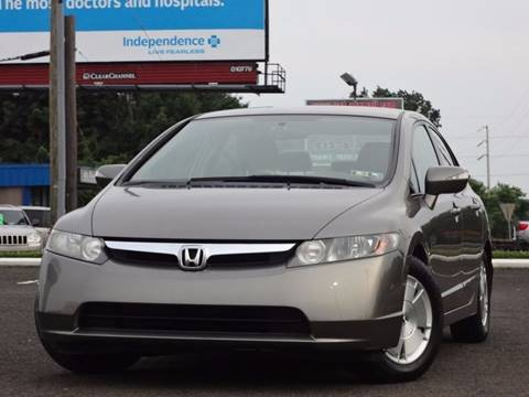 2006 Honda Civic for sale at US 1 Auto Mall Inc in Trevose PA