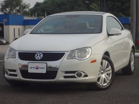 2008 Volkswagen Eos for sale at US 1 Auto Mall Inc in Trevose PA