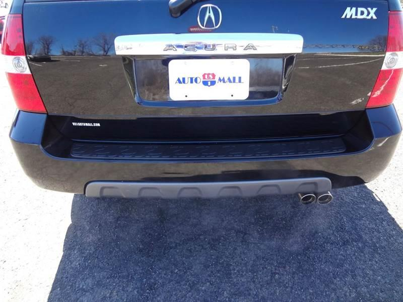 2003 Acura MDX for sale at US 1 Auto Mall Inc in Trevose PA