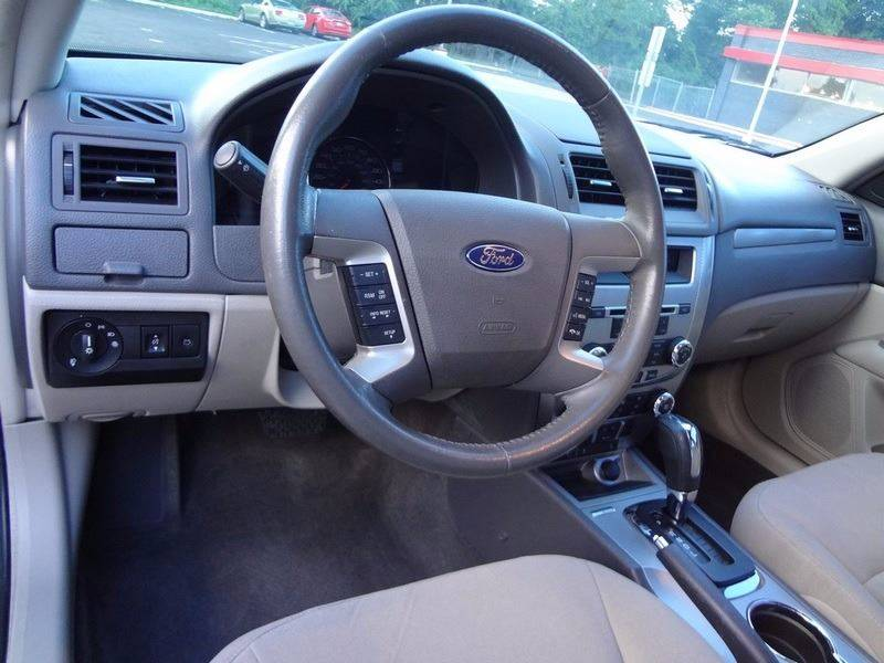 2010 Ford Fusion Hybrid for sale at US 1 Auto Mall Inc in Trevose PA