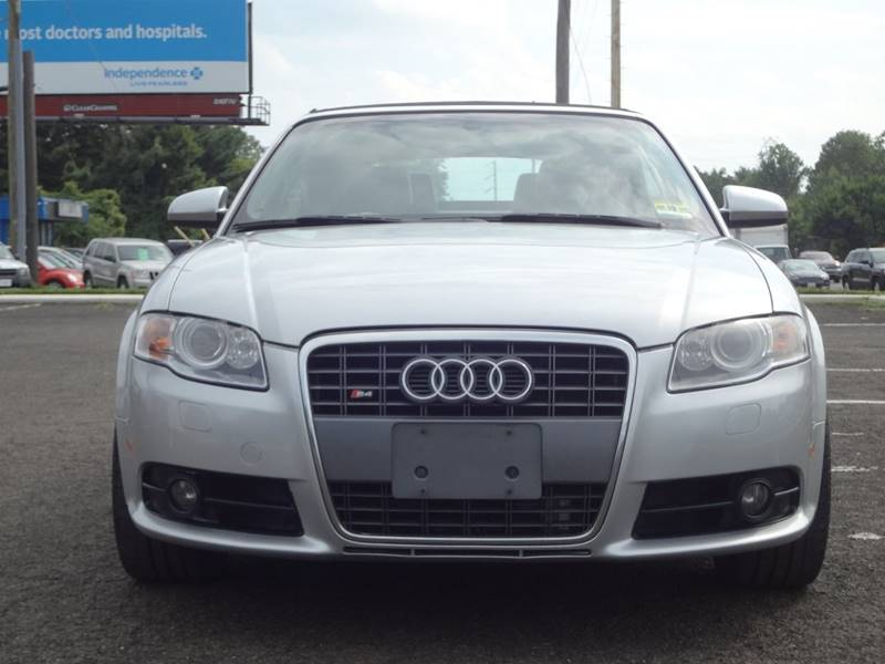 2007 Audi S4 for sale at US 1 Auto Mall Inc in Trevose PA