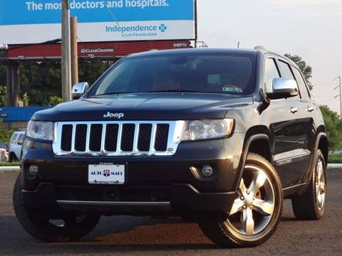2012 Jeep Grand Cherokee for sale at US 1 Auto Mall Inc in Trevose PA