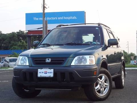2000 Honda CR-V for sale at US 1 Auto Mall Inc in Trevose PA