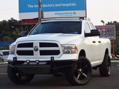 2014 RAM Ram Pickup 1500 for sale at US 1 Auto Mall Inc in Trevose PA