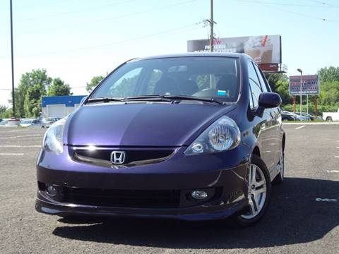 2008 Honda Fit for sale at US 1 Auto Mall Inc in Trevose PA
