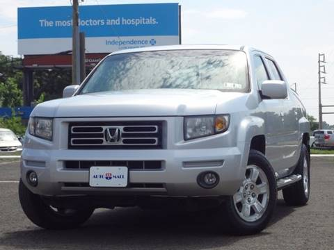 2008 Honda Ridgeline for sale at US 1 Auto Mall Inc in Trevose PA