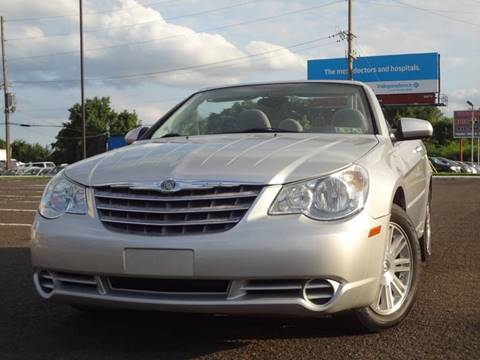 2008 Chrysler Sebring for sale at US 1 Auto Mall Inc in Trevose PA