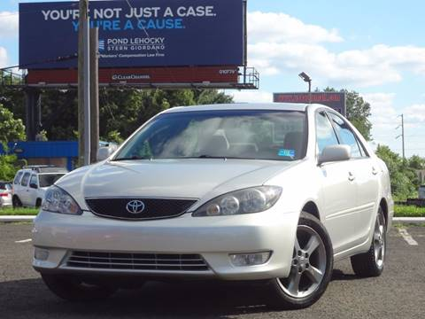 2005 Toyota Camry for sale at US 1 Auto Mall Inc in Trevose PA