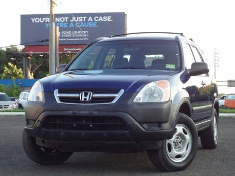 2004 Honda CR-V for sale at US 1 Auto Mall Inc in Trevose PA