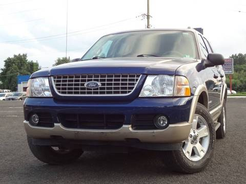 2005 Ford Explorer for sale at US 1 Auto Mall Inc in Trevose PA