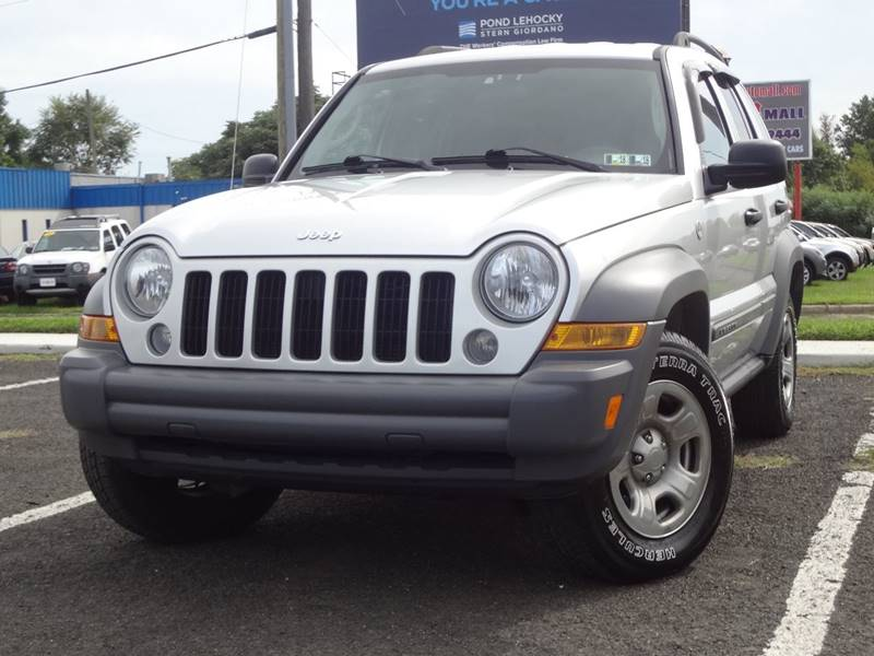 2006 Jeep Liberty for sale at US 1 Auto Mall Inc in Trevose PA
