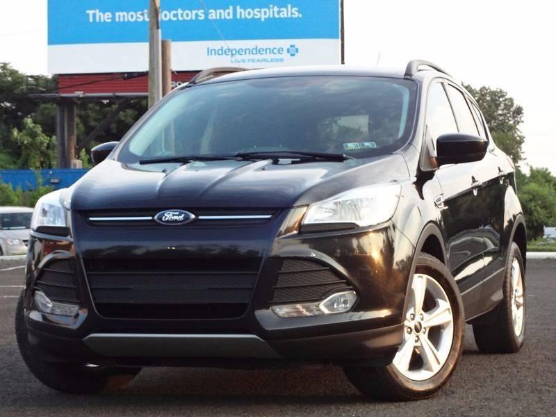 2015 Ford Escape for sale at US 1 Auto Mall Inc in Trevose PA