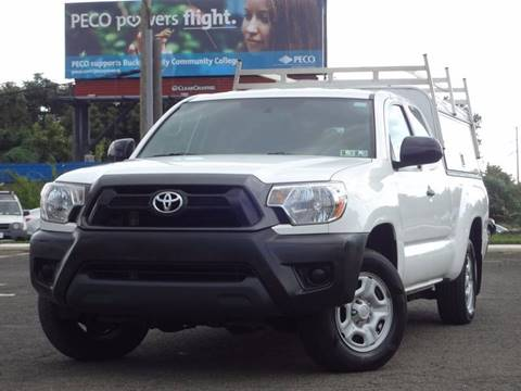 2013 Toyota Tacoma for sale at US 1 Auto Mall Inc in Trevose PA