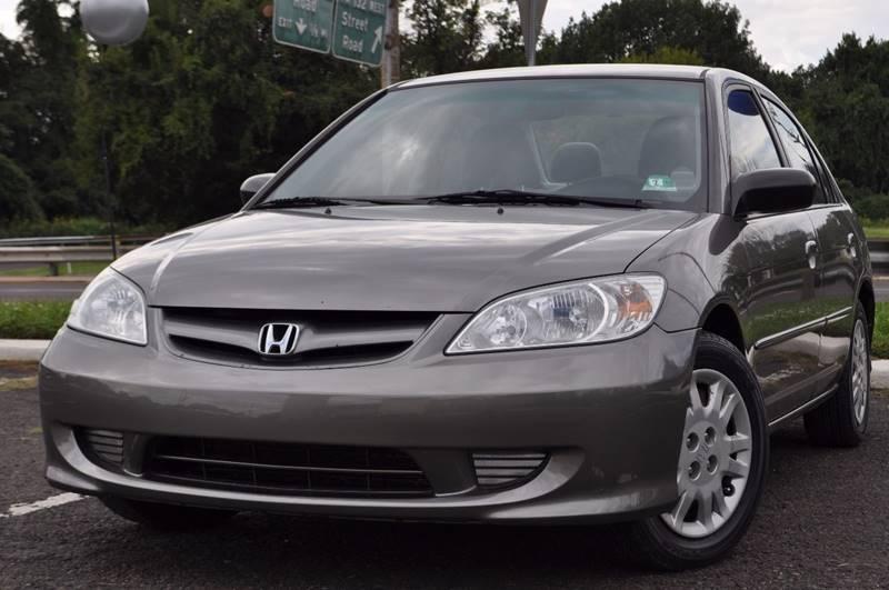 2005 Honda Civic for sale at US 1 Auto Mall Inc in Trevose PA