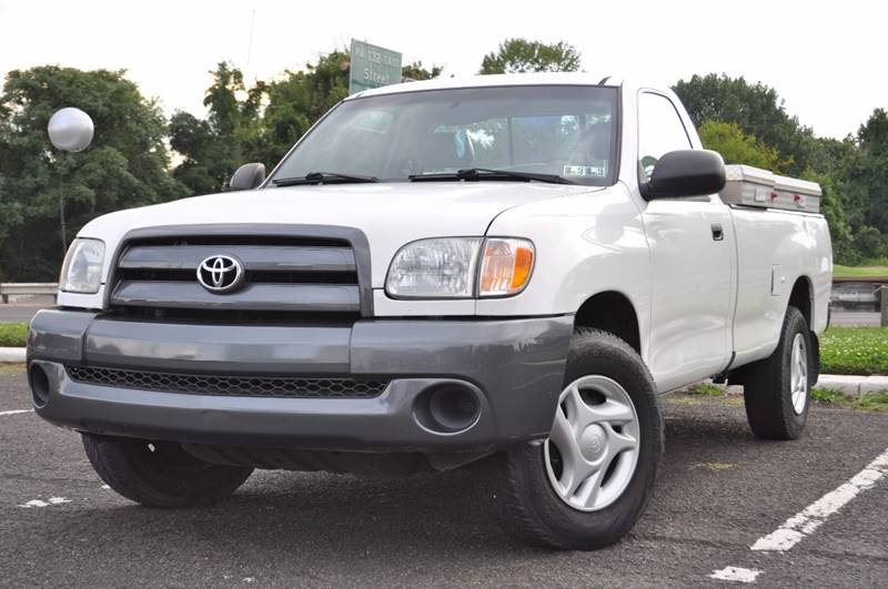 2004 Toyota Tundra for sale at US 1 Auto Mall Inc in Trevose PA