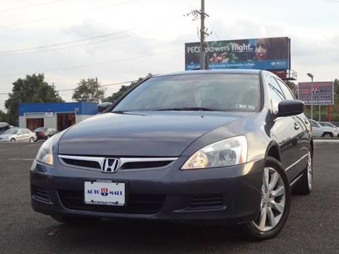 2006 Honda Accord for sale in Trevose, PA