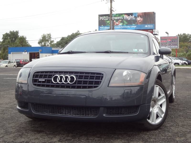 2005 Audi TT for sale at US 1 Auto Mall Inc in Trevose PA